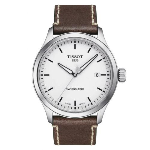 T116.407.16.011.00 : Tissot Gent XL Swissmatic Stainless Steel / White