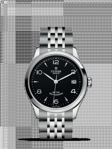 91450-0002 : Tudor 1926 36 Stainless Steel / Black