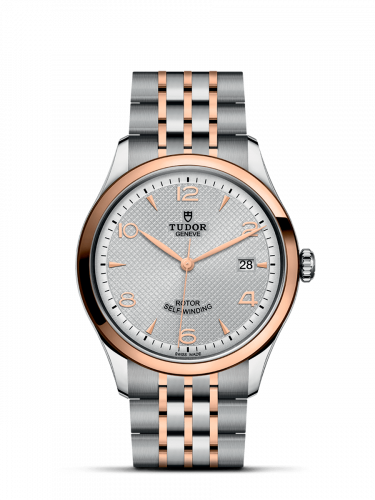 Tudor 91551-0001 : 1926 39 Stainless Steel / Rose Gold / Silver