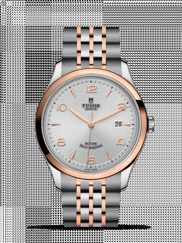 Tudor 91651-0001 : 1926 41 Stainless Steel / Rose Gold / Silver