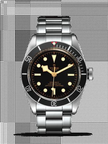 Tudor 79230N-0009 : Heritage Black Bay Black Manufacture / Bracelet