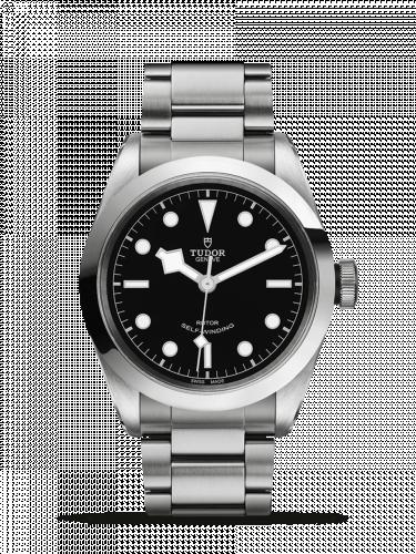 Tudor 79540-0006 : Heritage Black Bay 41 Black / Bracelet