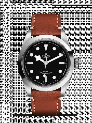 Tudor 79540-0007 : Heritage Black Bay 41 Black / Strap