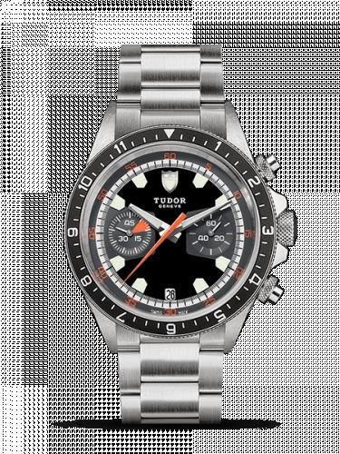Tudor 70330N-0002 : Heritage Chrono Black