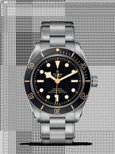 Tudor M79030N-0001 : Black Bay Fifty-Eight Stainless Steel / Black / Bracelet