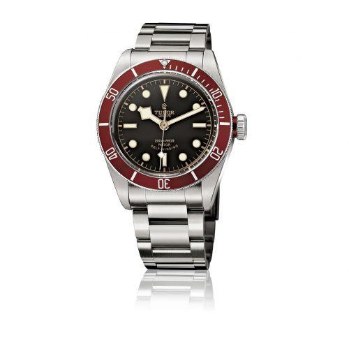 Tudor 79220R-0001 : Black Bay Red / Bracelet