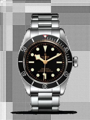 79230n-0002 : Tudor Heritage Black Bay Black Manufacture / Bracelet