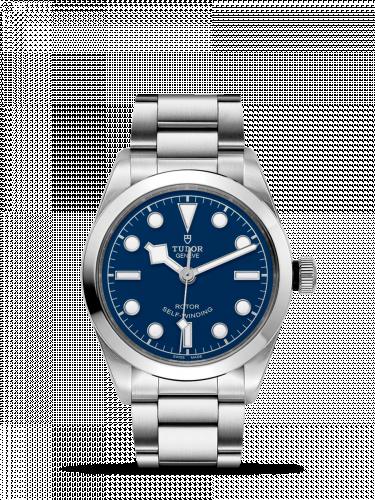Tudor 79500-0004 : Heritage Black Bay 36 Stainless Steel / Blue / Bracelet