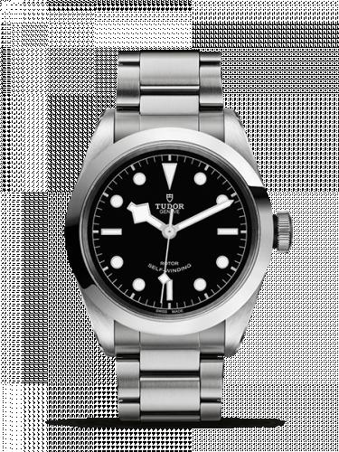 Tudor 79540-0001 : Heritage Black Bay 41 Black / Bracelet