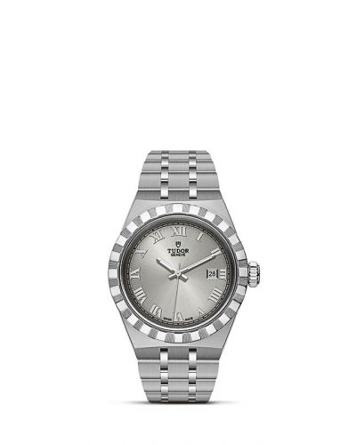 Tudor M28300-0001 : Royal Date 28 Stainless Steel / Silver - Roman