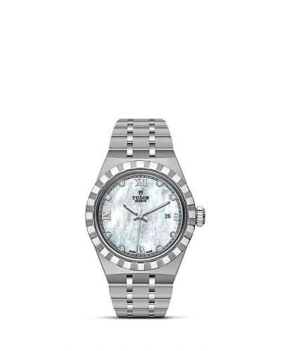 Tudor M28300-0005 : Royal Date 28 Stainless Steel / MOP