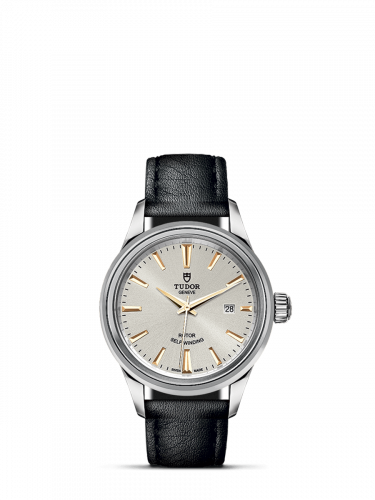 Tudor M12100-0018 : Style 28 Stainless Steel / Silver / Strap