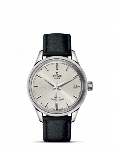 Tudor M12300-0005 : Style 34 Stainless Steel / Silver / Strap