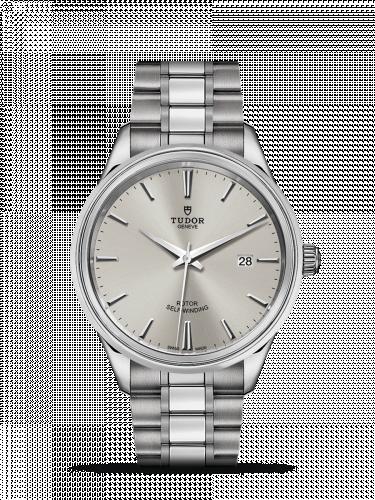Tudor M12700-0001 : Style 41 Stainless Steel / Silver / Bracelet