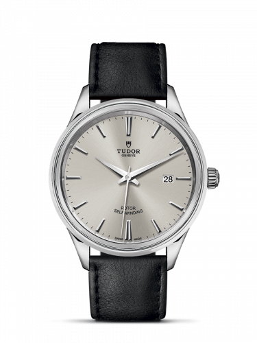 Tudor M12700-0005 : Style 41 Stainless Steel / Silver / Strap