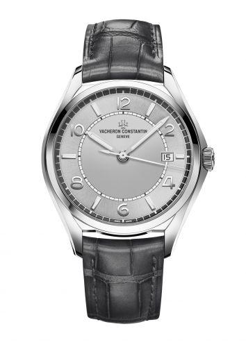 Vacheron Constantin 4600E/000A-B442 : FiftySix Self-Winding Stainless Steel / Silver