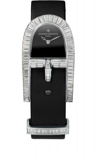 Vacheron Constantin 37660/000G-B028 : Heures Créatives Heure Audacieuse White Gold / Diamond / Diamond