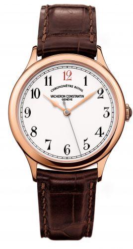 86122/000R-9286 : Vacheron Constantin Historiques Chronomètre Royal 1907 Red Twelve