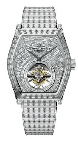Vacheron Constantin 30630/S22G-9899 : Malte Tourbillon Haute Joaillerie White Gold / Bracelet