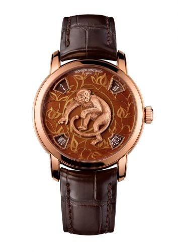Vacheron Constantin 86073/000R-8971 : Métiers d'Art The Legend of the Chinese Zodiac Year of the Monkey Pink Gold