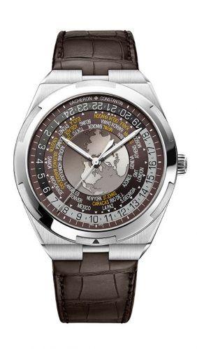 Vacheron Constantin 7700V/110A-B176 : Overseas World Time Brown