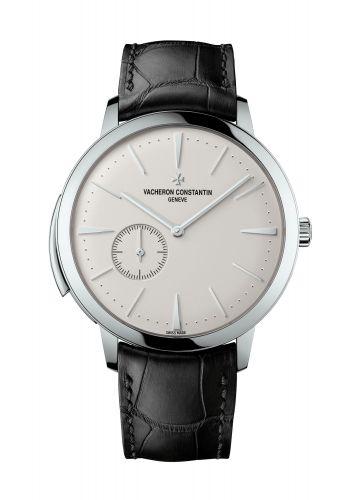 Vacheron Constantin 30110/000P-9999 : Patrimony Ultra Thin Calibre 1731 Platinum / Silver