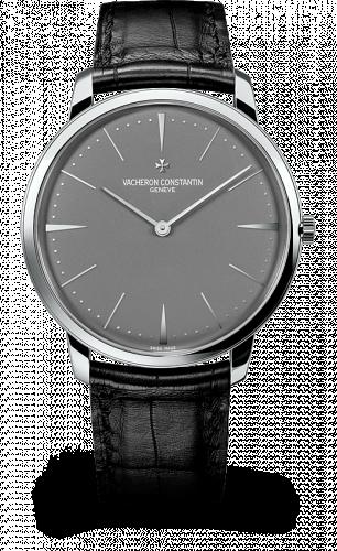 81180/000P-9539 : Vacheron Constantin Patrimony Contemporaine 40 Manual-Winding Platinum / Grey