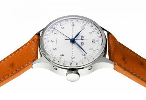 Van der Gang Watches 20006 : 20006 Stainless Steel / Silver