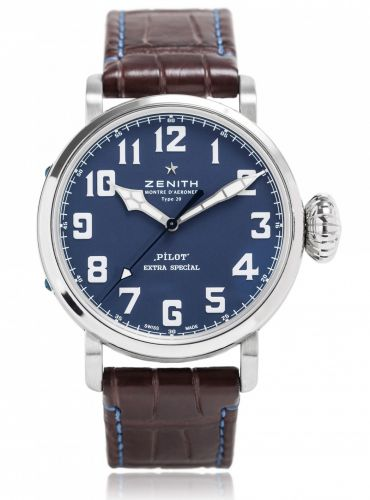 Zenith 03.2431.679/51.C765 : Pilot Type 20 Extra Special The Watch Gallery