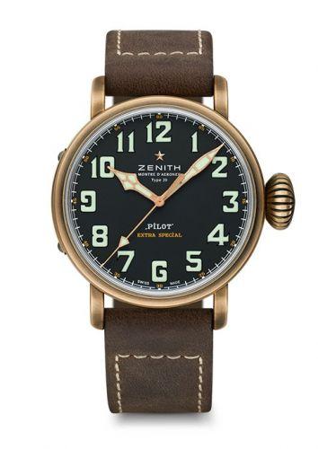 Zenith 29.2430.679/21.C753 : Pilot Type 20 Extra Special Bronze