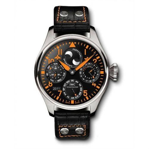 IWC IW5026-18 : Big Pilot Perpetual Calendar Orange