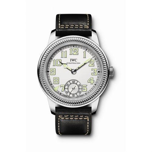 IWC IW3254-05 : Vintage Pilot's Watch Hand-Wound 1936 Platinum
